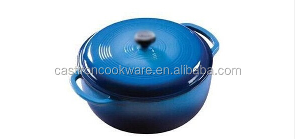 2014 New Cast Iron Casserole / Cast Iron Cooking Pot