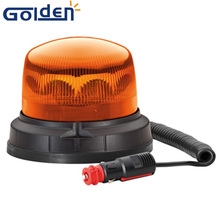 Emergency Flash and Rotating Warning Compact LED Strobe Light