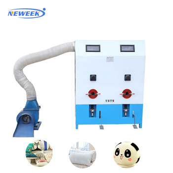 NEWEEK charging port cotton plush toy fiber stuffing machine