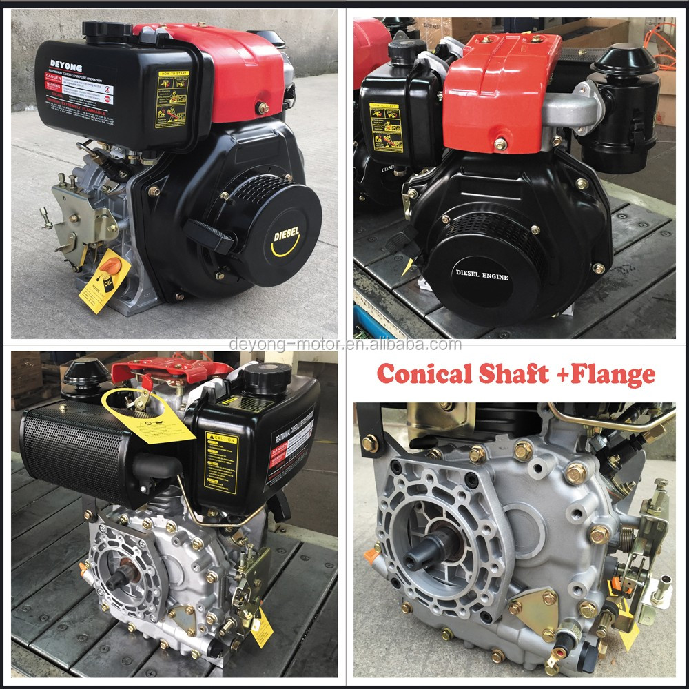 diesel engine for tiller