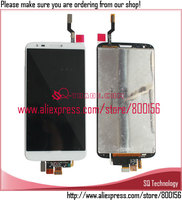 Mobile Phone For LG Optimus G2 E940 F320 D800 D801 D803 lcd screen display with touch screen digitizer assembly White Color