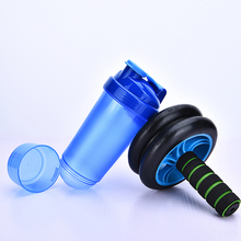 600ml Football Design Joyshaker Proteins Shaker Cup With Storage,Brand Your Logo