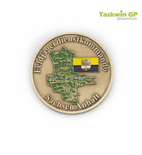 High Quality Antique gold metal coin/China wholesale gold coin/ Buying coin with factory price