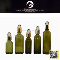 different types of olive glass bottle,essential oil bottle wholesale