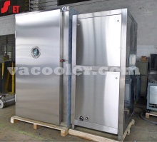 Rye Bread Vacuum Instant Cooler with CE Applied in Europe