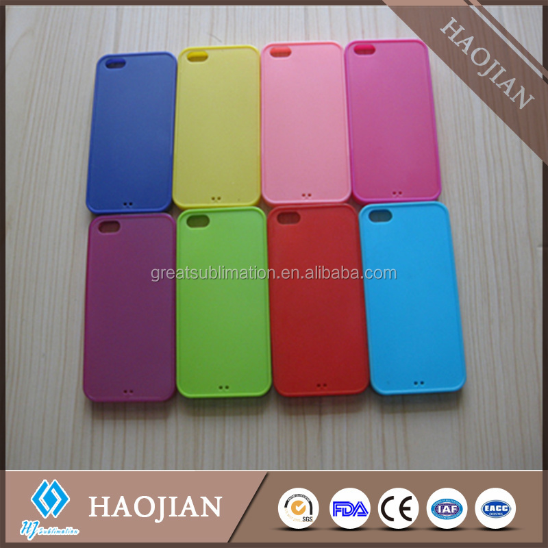 PC sublimation printable mobile phone cover custom phone cases