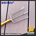 Top consumable products stainless fish fork rod Supply contemporary fish spear