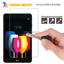for LG G Pad IV 8.0 Tempered Glass for LG G Pad 4 8.0 P530 Screen Protector Tablet 8 Inch Glass Screen Guard Ultra Clear