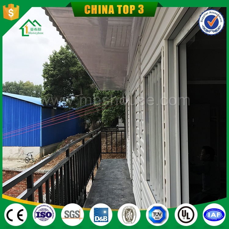A buon mercato 20ft ufficio contenitore casa prefabbricata prezzo per la costruzione del sito - Prezzo costruzione casa ...