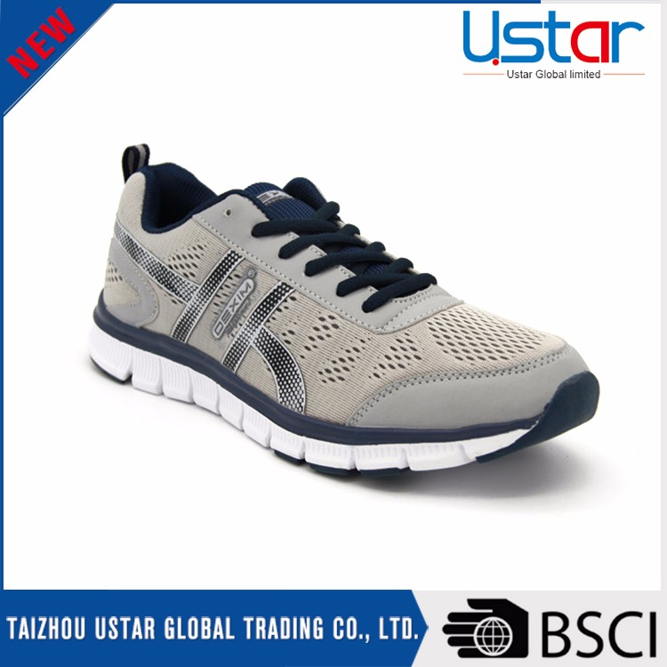 2016 Manufacture sports shoes best running sports shoes footwear factory