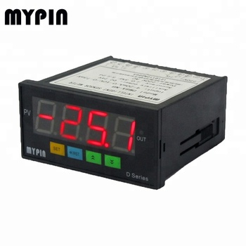 MYPIN DM8 series differential pressure sensor indicator