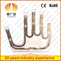 Heating element for gloves