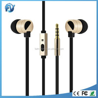 2016 hot selling sport earphone for mobile phone/computer