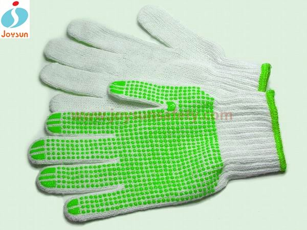 Good!Safety glove knitting two finger touch gloves for smartphones