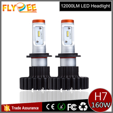 G6 High power LED Car Headlight Car Auto Parts 80W 4000LM High Power LED Car Accessories Hi Lo Headlight
