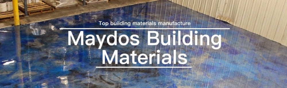 Maydos 3d chemicals liquid epoxy resin flooring paint