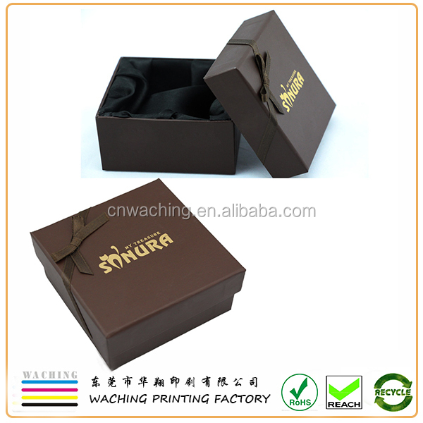 Bracelets, Bangles Jewelry Type and Charm Bracelets packaging box