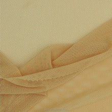 Hot Sale White Spandex Nylon stretch 40D Mesh Fabric for Wedding Dress Cover