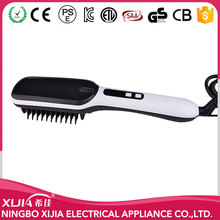 Heating Ionic Hair Straightener 30s Fast Heating Anti-scald Ceramic Tourmaline Hair