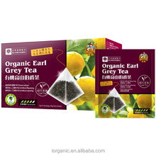 High Quality Organic Tea Leaf with no artificial flavoring Earl Grey Tea