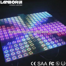 2017 Bar and night club decoration used led dance floor for sale