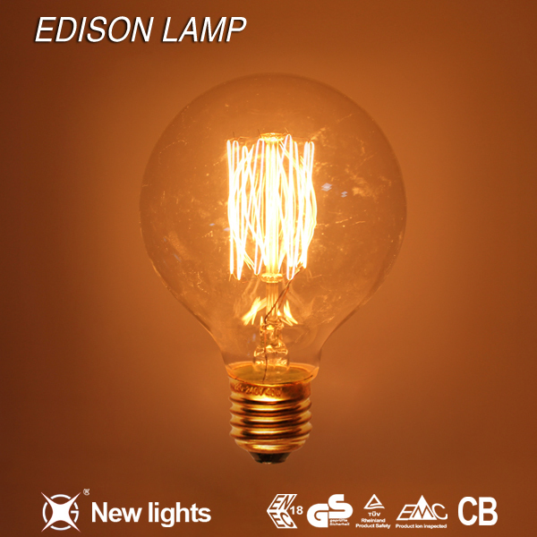 C35 A60 G80 G95 G125 E27 E26 B22 40w Edison String Lights Edison E27 Vintage Edison Light Bulb ...