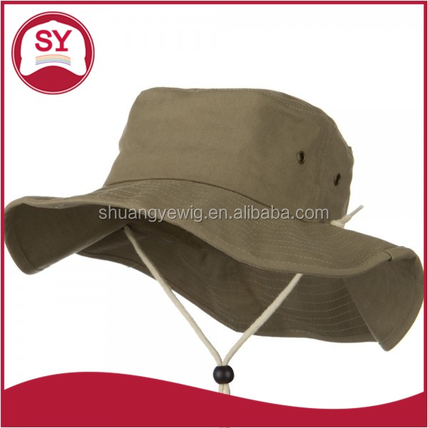 Blank Bucket Hat without logo for outdoor activities