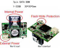 Pos machine/Industrial equipment SSD Module 8GB SATA DOM