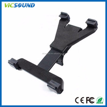Mount Clamp for ipad, tripod mount for ipad, flexible metal tube for ipad tablet holder car seat mount