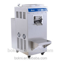 Hot selling BKN-120 high quality gelato brands with CE approved with imported parts
