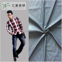 knitted twill stretch denim fabric for jeans