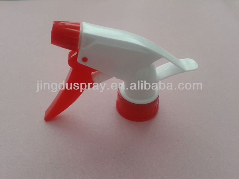 two hand 28/400 Trigger Sprayer Head Red/White hot new