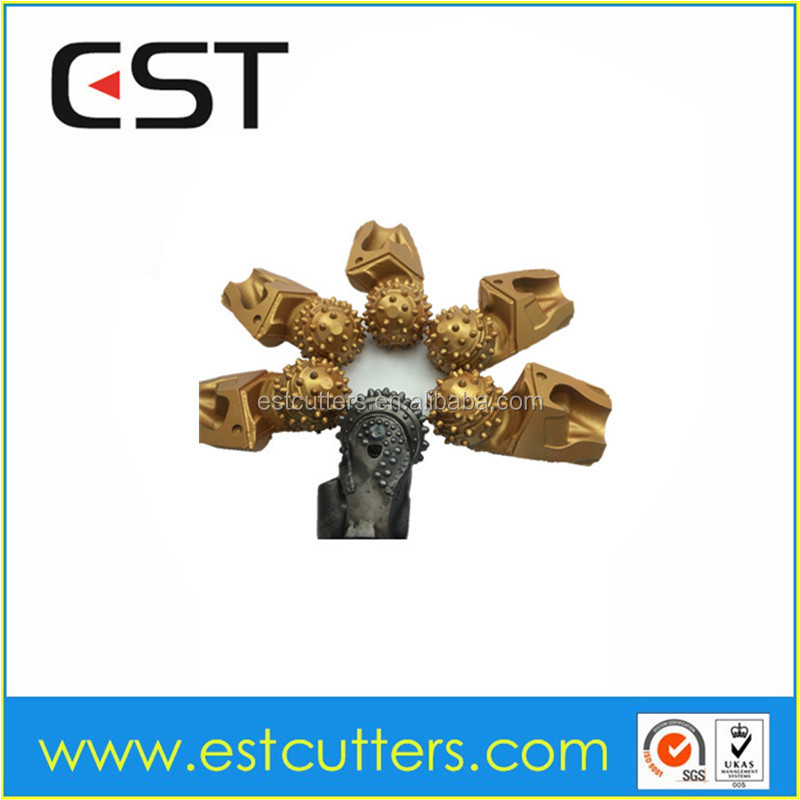 High Quality Single Cone Rock Roller Drill Bits for Rotary Drilling Machines