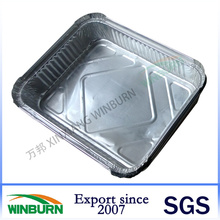 Perfect Aluminium Foil Container with Lid