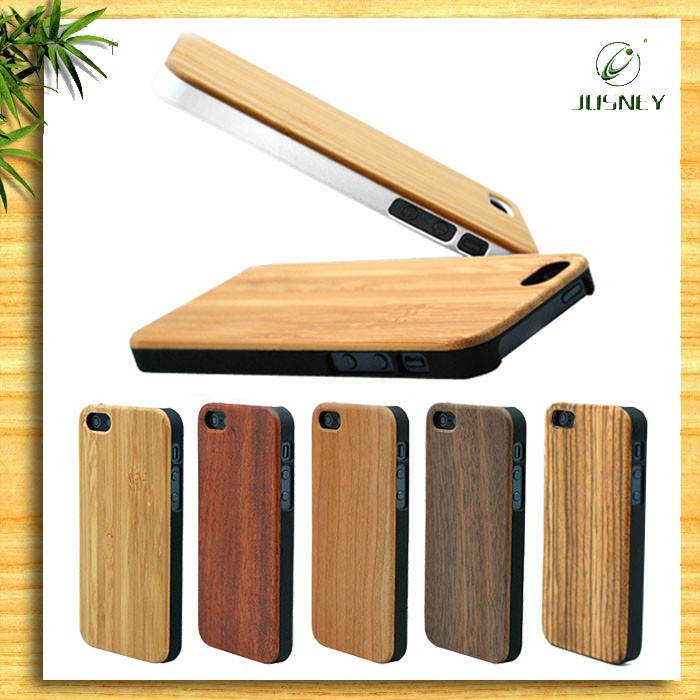 Wholesale Special Natural Bamboo Case Phone For iPhone 6s plus