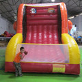 Outdoor game inflatable basketball hoop A6006