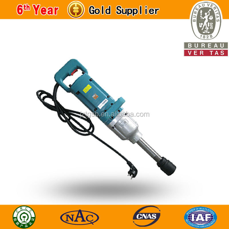 Railway track maintenance tool E36 electric torque wrench