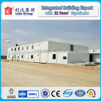 New design prefabricated container house for appartements school clinic villa hospital