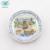 Home table decor multicolor printed Antalya country ceramic souvenir plate