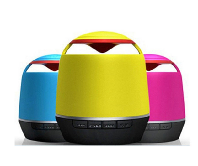 High Quality Mini Wireless Bluetooth Hands-Free Mp3 Speaker