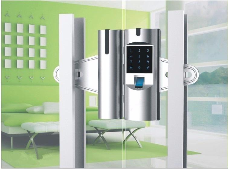 Sliding Glass Door Digital Fingerprint And Password Lock In Locks From Home Improvement On Aliexpress Alibaba Group