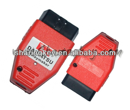 Daihatsu 4D auto Key Maker By OBD