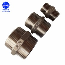 Stainless Steel Butt-welding Reducer Ss Din Standard Male 316 Reducing Hexagon Nipples