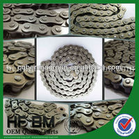 High Quality Motorcycle Sprocket Chain Kits Wholesale, Reasonable Price from Professional Chain Manufacturer!!
