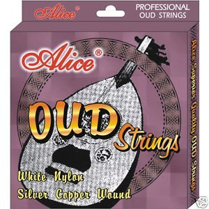 12PCS REPLACEMENT OUD STRINGS SET Turkish Laouta LUTE
