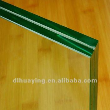 Clear Low-e Laminated Safety Glass for Curtain Walls