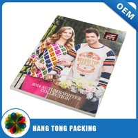 Personalized 2014 brand design printing brochures