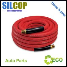 Concret pump hydraulic rubber air intake hose pipe for sale used universal compressor rubber air hose