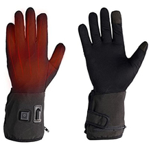 3.7V Battery Heated Gloves Heated Motorcycle Glove
