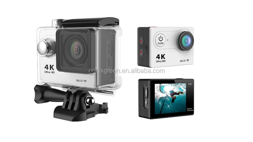 wifi 30fps AB4 Pro Action Camera H9 ultra 4K sport action camera
